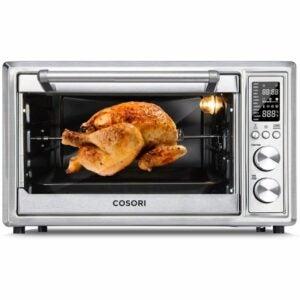 最好的对流烤箱的选择: COSORI CO130-AO 12-in-1 Air Fryer Toaster Oven Combo