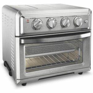 最佳对流烤箱选项:Cuisinart Toa-60对流烤箱烤箱烤箱Airfryer