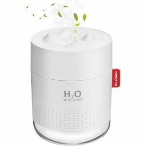 最好的凉爽雾加湿器选项:Movtip便携式迷你加湿器