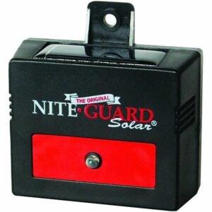 The Best Deer Repellent Option: Nite Guard Solar NG-001 Predator Control Light