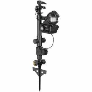The Best Deer Repellent Option: Orbit 62100 Yard Enforcer Motion-Activated Sprinkler