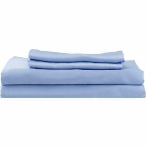 最好的羽绒被覆盖选项:酒店床单直接100%竹羽绒服封面