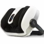 The Best Foot Massager Option: Cloud Massage Shiatsu Foot Massager with Heat Therapy