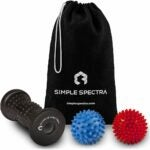The Best Foot Massager Option: Simple Spectra Foot Massager & Spiky Ball Therapy Set