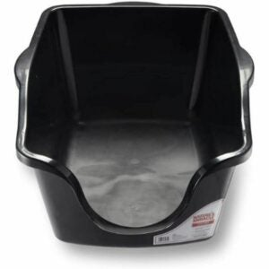 The Best Litter Box Option: Nature's Miracle High-Sided Litter BoxThe Best Litter Box Option: Nature's Miracle High-Sided Litter Box