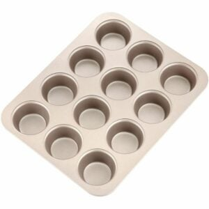 The Best Muffin Pan Option: CHEFMADE Muffin Cake Pan
