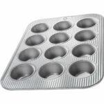 The Best Muffin Pan Option: USA Pan Bakeware Cupcake and Muffin Pan