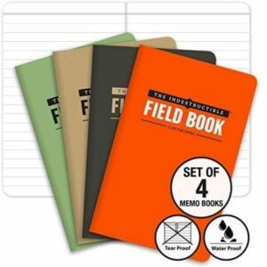 The Best Notebooks Option: Elan Publishing The Indestructible Field Notebook