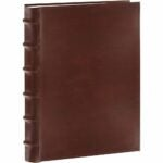 The Best Photo Album Option: Pioneer Photo Albums CLB-346/BN Sewn Bonded Leather