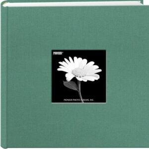 The Best Photo Album Option: Pioneer Photo Albums Fabric Frame Cover Photo Album