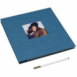 The Best Photo Album Option: Potricher Self Adhesive Scrapbook Album