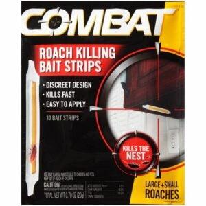 The Best Roach Bait Option: Combat Roach Killing Bait Strips