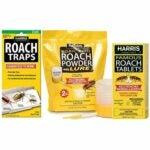 The Best Roach Bait Option: Harris Roach Kit Value Pack