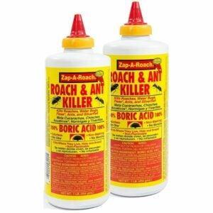The Best Roach Bait Option: Zap-A-Roach Boric Acid Roach and Ant Killer