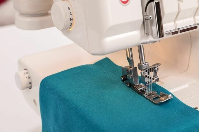 The Best Serger Option