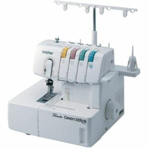 The Best Serger Option: Brother 2340CV Coverstitch Serger