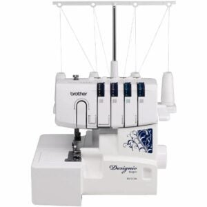 The Best Serger Option: Brother Serger DZ1234