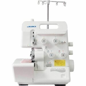 The Best Serger Option: JUKI MO654DE Portable Serger