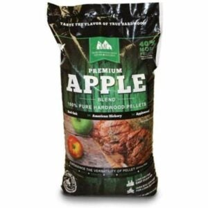 The Best Wood Pellets Option: Green Mountain Grills Premium Apple Hardwood Pellets