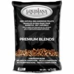 The Best Wood Pellets Option: Louisiana Grills 55405 Competition Blend Pellets