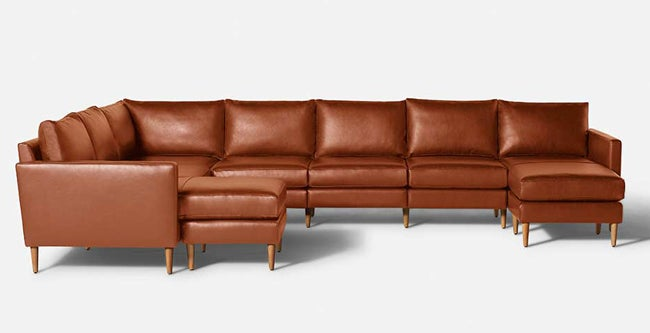 Allform 7-seater sectional