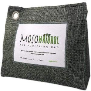 最佳空气清新剂选择: MOSO NATURAL The Original Air Purifying Bag