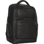 Best Backpacks Options: Kenneth Cole Reaction Colombian Leather Dual Compartment
