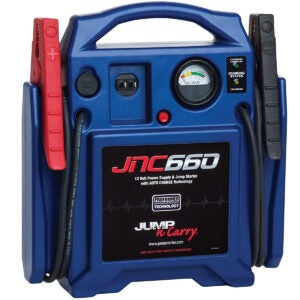 最佳电池充电器Options: Clore Automotive Jump-N-Carry JNC660