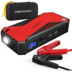 最佳电池充电器Options: DBPOWER 800A 18000mAh Portable Car Jump Starter