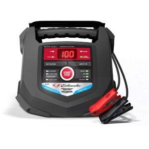 最佳电池充电器选项:舒马赫SC1280 15安培3