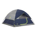 Best Camping Tents Options: Coleman Sundome Tent