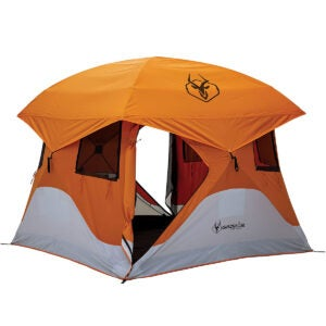 Best Camping Tents Options: Gazelle 22272 T4 Pop-Up Portable Camping Hub