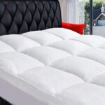 Best Cooling Mattress Topper Options: COONP Queen Mattress Topper
