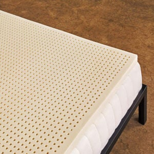 Best Cooling Mattress Topper Options: Pure Green 100% Natural Latex Mattress Topper