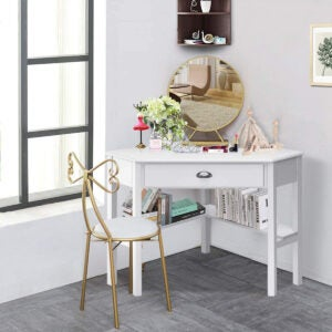 Best Desk Options: Tangkula Corner Desk