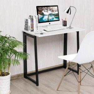 Best Desk Options: Tangkula Folding Desk