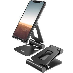 Best Desk Accessories Options: Nulaxy A4 Cell Phone Stand