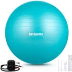Best Exercise Ball Options: GalSports Exercise Ball (45cm-75cm)