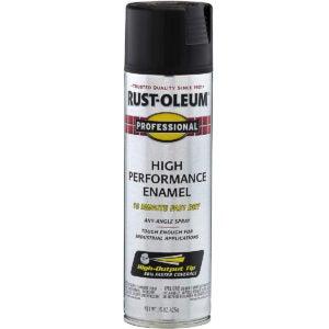 Best Fence Paint Options: Rust-Oleum 7578838-6 PK Professional