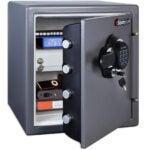 Best Fireproof Safe Options: SentrySafe SFW123GDC Fireproof Safe