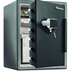 Best Fireproof Safe Options: SentrySafe SFW205UPC Fire Chests