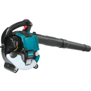 Best Gas Leaf Blower Options: Makita BHX2500CA 24.5 cc MM4 4-Stroke Engine Blower