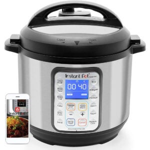 Best Rice Maker Options: Instant Pot Smart WiFi 8-in-1 Electric Pressure Cooker