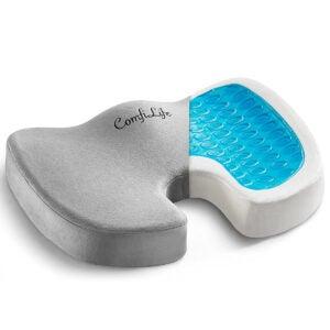 Best Seat Cushion Options: ComfiLife Gel Enhanced Seat Cushion
