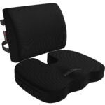 Best Seat Cushion Options: Fortem Seat Cushion & Lumbar Support for Office Chair