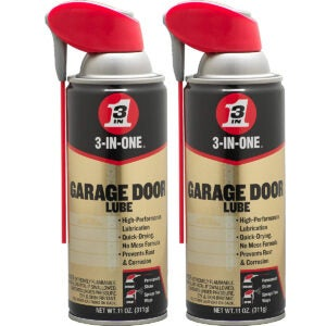 Best Silicone Spray Options: 3-in-ONEProfessional Garage Door Lubricant