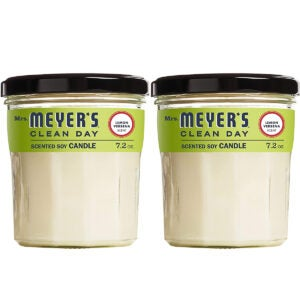 Best Soy Candle Options: Mrs. Meyer's Clean Day Scented Soy Aromatherapy Candle