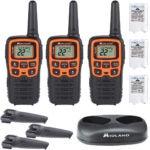 最佳携带Talkie选项:Midland  -  X-Talker T51VP3