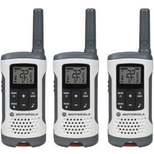 Best Walkie Talkie Options: Motorola T260TP Talkabout Radio