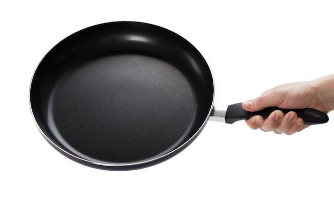 Nonstick pan care